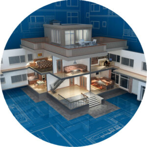 Floorplan measuring and drafting services, Los Angeles