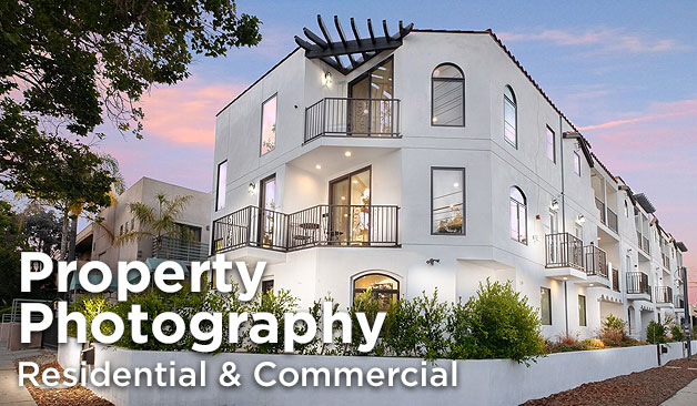 residential and commercial real estate photography