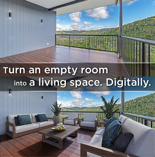Home and office virtual staging
