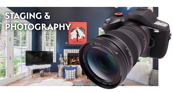 Competitive Advantage Service bundles, Staging and Photography