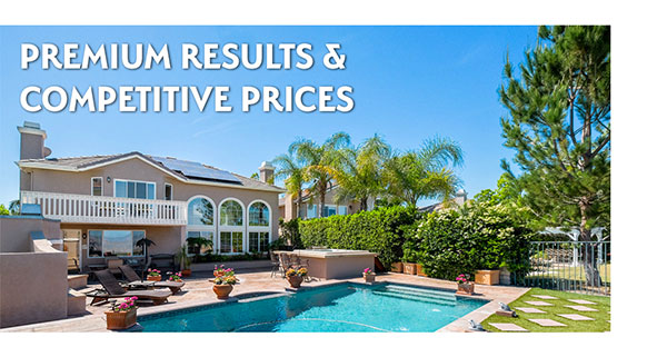 Competitive Advantage - Premium Quality and Competitive Prices