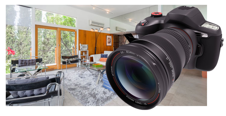 Professional home photography services
