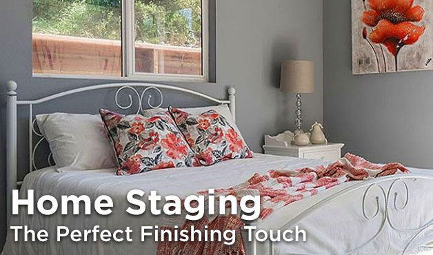 Home Staging Services - The Perfect Finishing Touch