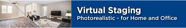 Virtual Staging Services for home and office